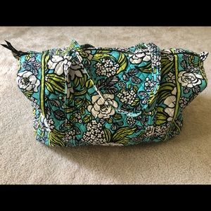 Vera Bradley Iconic Large Travel Duffel Bag